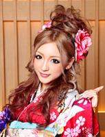 Watuu 髪飾り