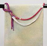 帯〆・帯飾り ピンクパールき